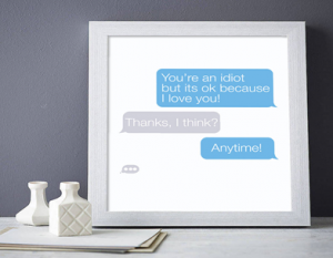 How to Print Text Messages?